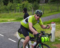 Trans Alba Race - David Hill in Cairngor