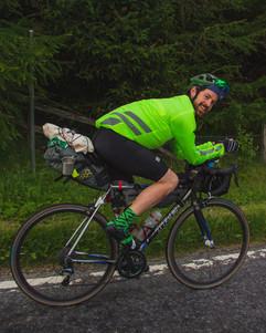 Trans Alba Race - Dan Pearce in Cairngor