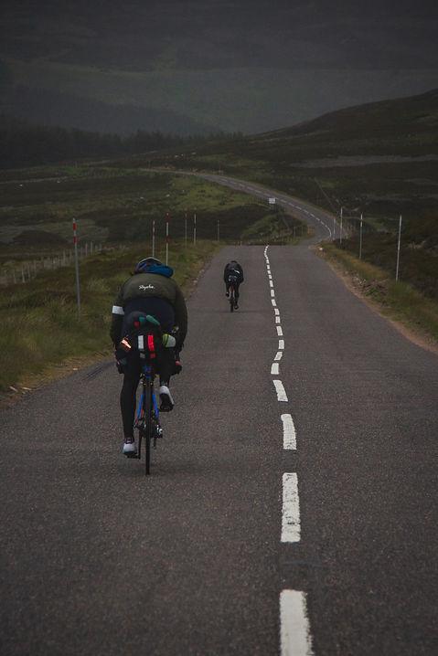 Trans Alba Race - Tom Duncan & Michiel V