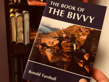 The Book of Bivvy by Ronald Turnbull