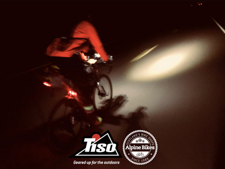 Tiso, Alpine Bikes and Trans Alba Race