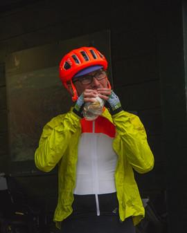 Trans Alba Race - Adrian Haldane in Glen