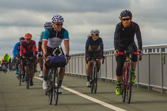 Trans Alba Race - Group ride across Fort