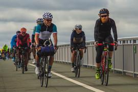 Trans Alba Race - Group ride across Fort