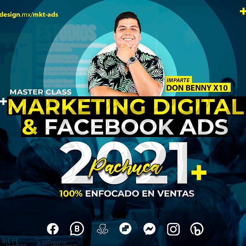 MKT Digital y Facebook Ads Pachuca