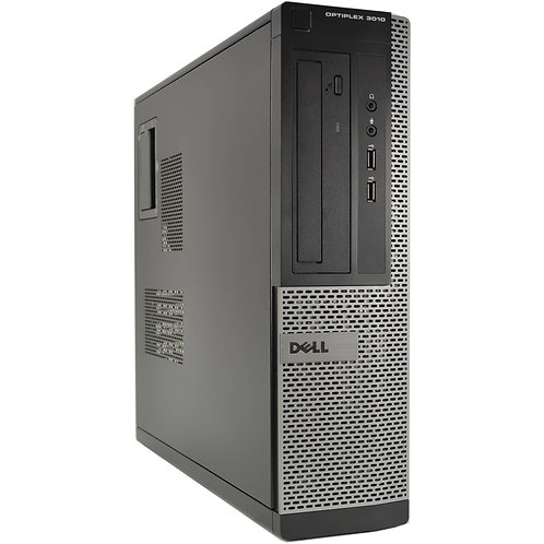 Dell Intel i-3 Business Workstation ( Pre Owned )