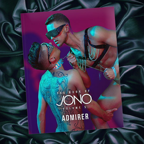 "The Book of Jono Volume 5 ""Admirer"" Autographed"