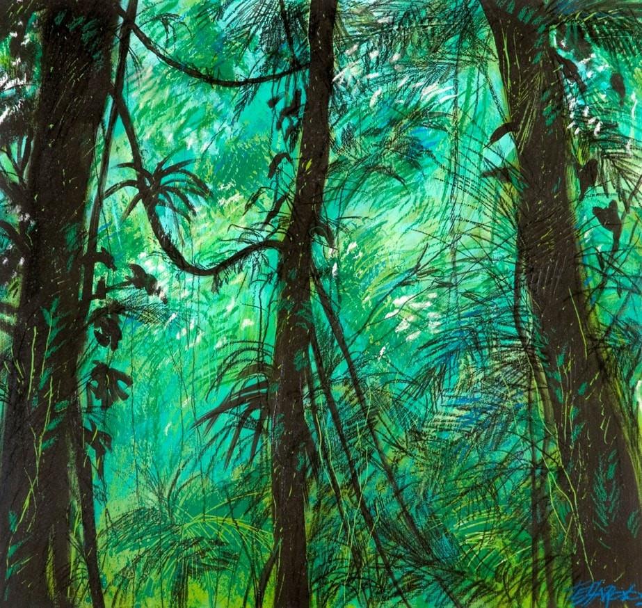 Bosque interior