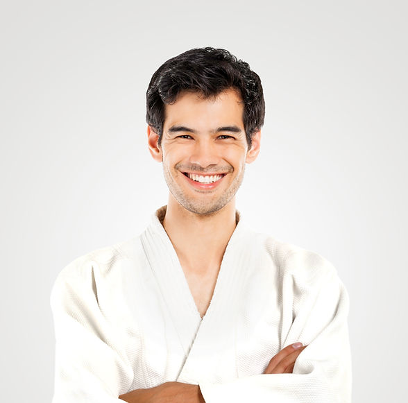 Young Martial Arts Trainer