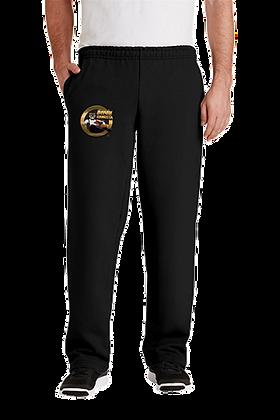 Nerdy Gangsta ™ Open Hem Sweatpants