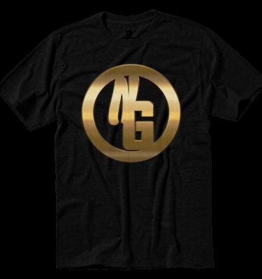 Nerdy Gangsta ™ Block Logo T-Shirt (Unisex)