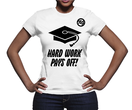 Nerdy Gangsta Graduation Shirt (Unisex)
