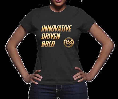 Nerdy Gangsta Innovative Shirt (Unisex)