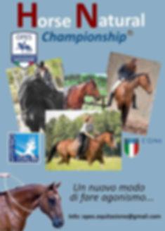 Horse Natural Championship