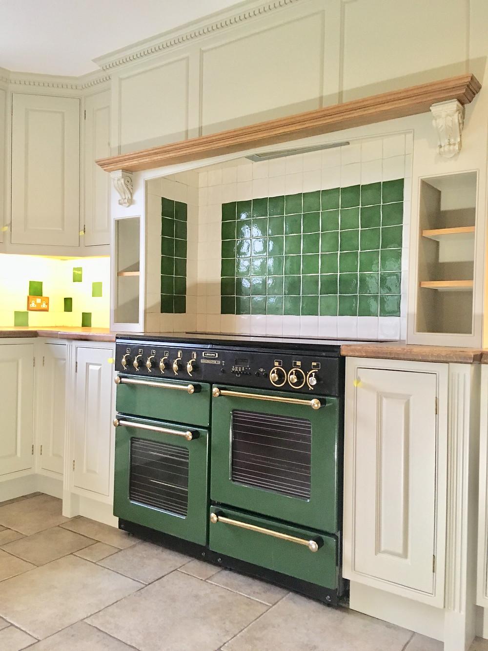 Kitchen Cabinet/door Spraying
