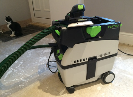 Festool - From Dust to Dawn.
