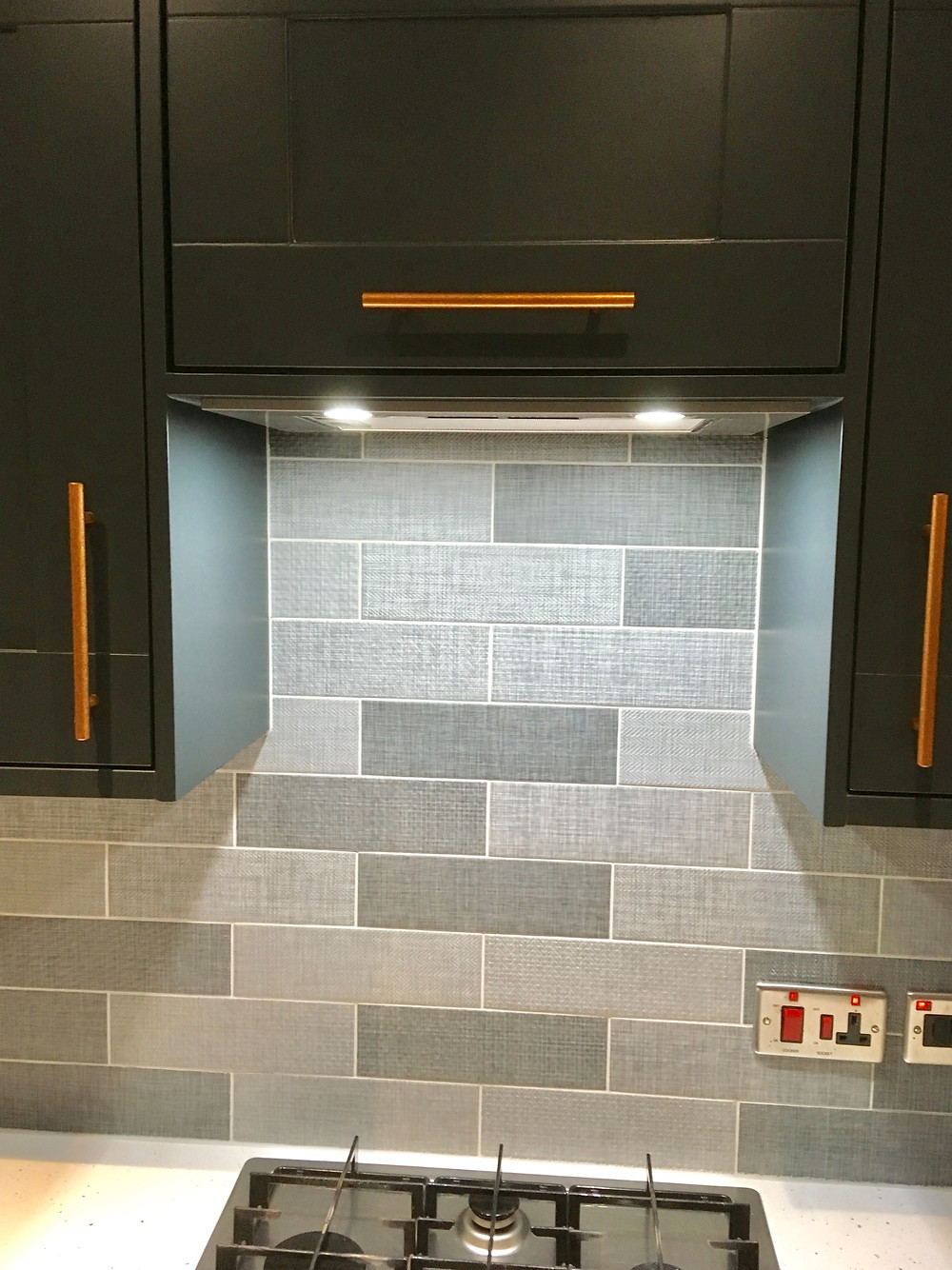 Painted Kitchen - Anthracite