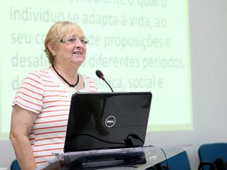 Nas comemorações de seus 96 anos FERGS realizou seminário com Sandra Borba