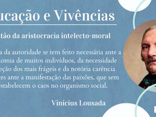 A questão da aristocracia intelecto-moral
