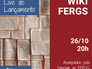 Lançamento da WikiFERGS