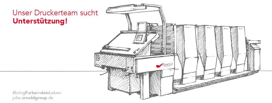 Kundenbetreuer Druck und Druckverarbeitung Job Stellenanzeige