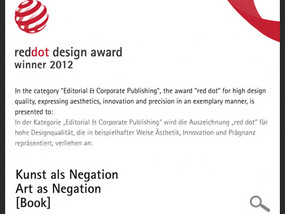 reddot design award Gewinner 2012