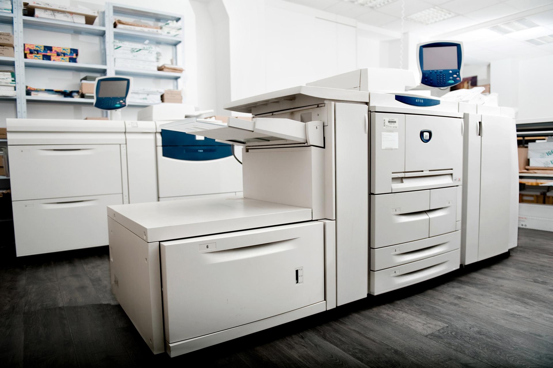 Xerox Digitaldruck