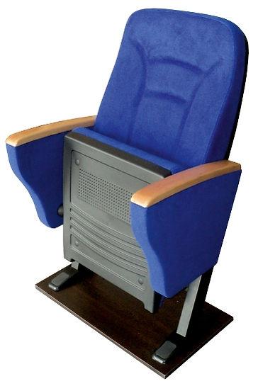 002 konferans koltuğu ahşap kolçaklı