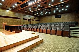 MS 010 Konferans koltuğu