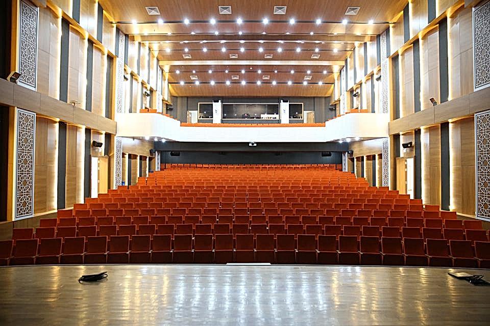 Kadir TOPBAŞ Kültür Merkezi