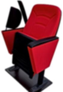 002 konferans koltuğu içten çıkma yazı tabletli