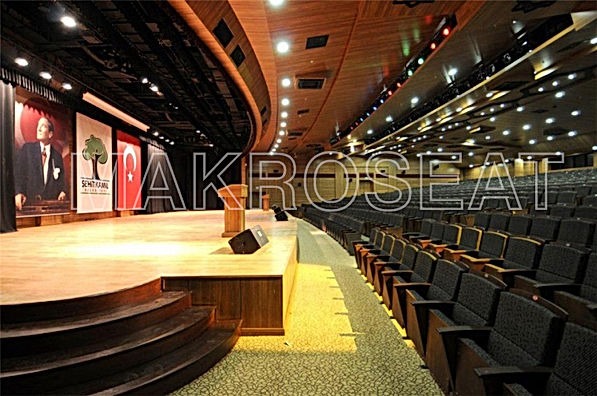 MS 010 Konferans Koltuğusln