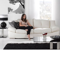 Modern Leather Sofa Ranges