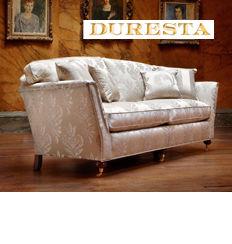 Duresta Luxurious Fabric Sofas