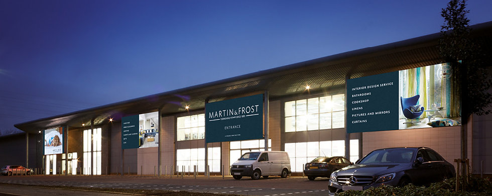 Martin and Frost exterior shot, Fort Kinnaird EH15 3HR
