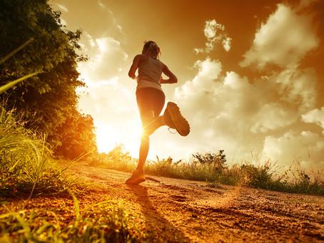 Running…and Leadership
