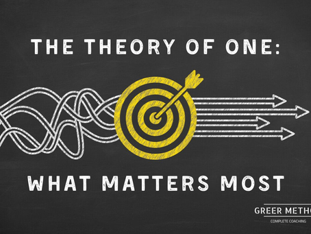 The Theory of One