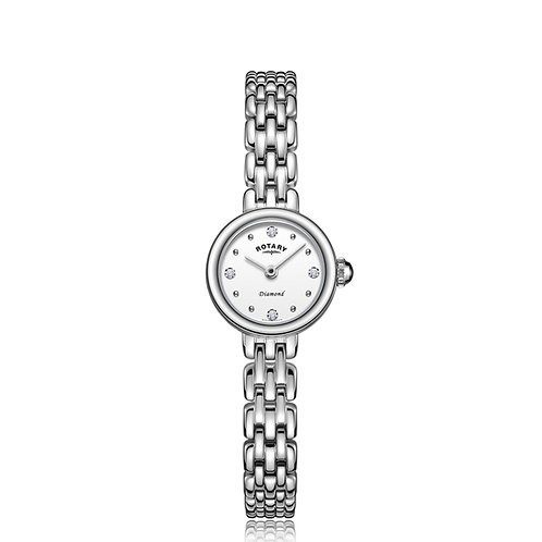 Rotary Ladies Diamond Set l Balmoral Watch