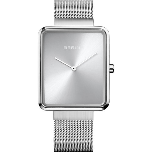 Being Watch | Classic | Polished/Brushed Silver | 14533-000