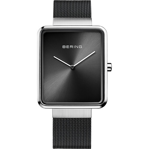 Bering Mens Watch  | Polished/Brushed Silver | 14533-102