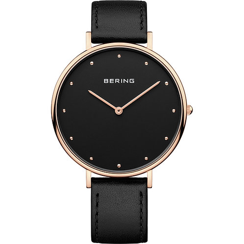 Bering Classic | Polished Rose Gold Watch  | 14839-462