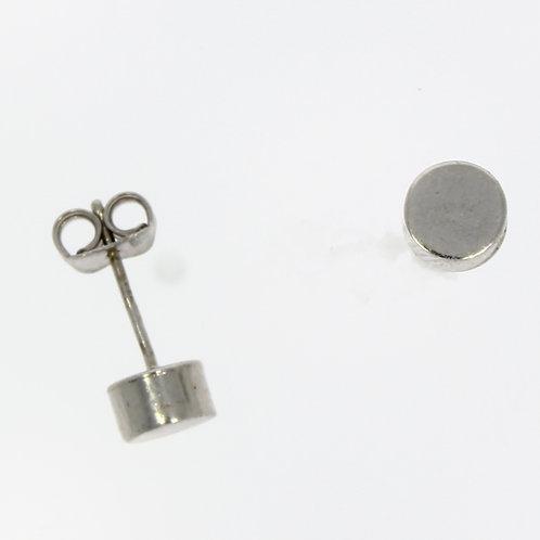 6mm circle studs