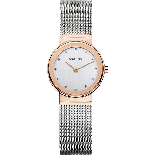 Bering Classic Polished Rose Gold 10126-066