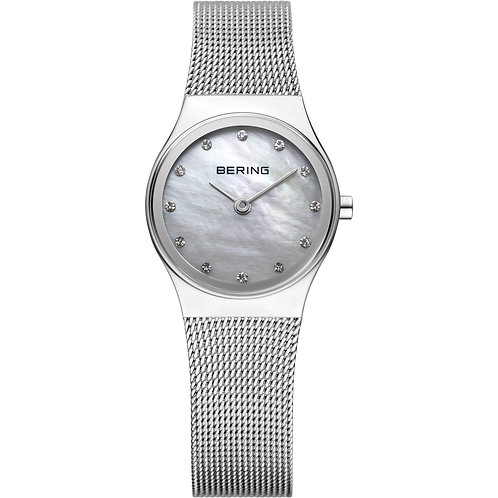 Bering Classic   Ladies Classic   polished silver   12924-000