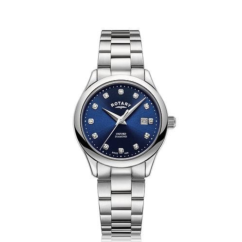 Rotary Oxford Diamonds Ladies Watch