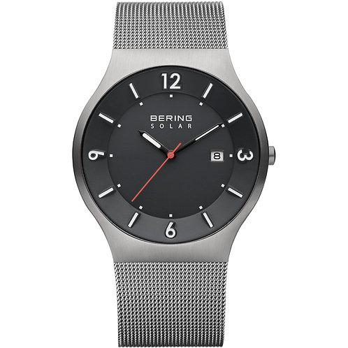 Bering Mens Solar Watch | 14440-077