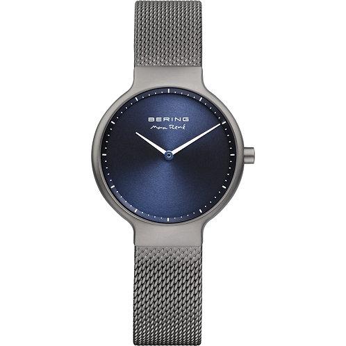 Bering Watches | Max René | Brushed Grey Ladies | 15531-077