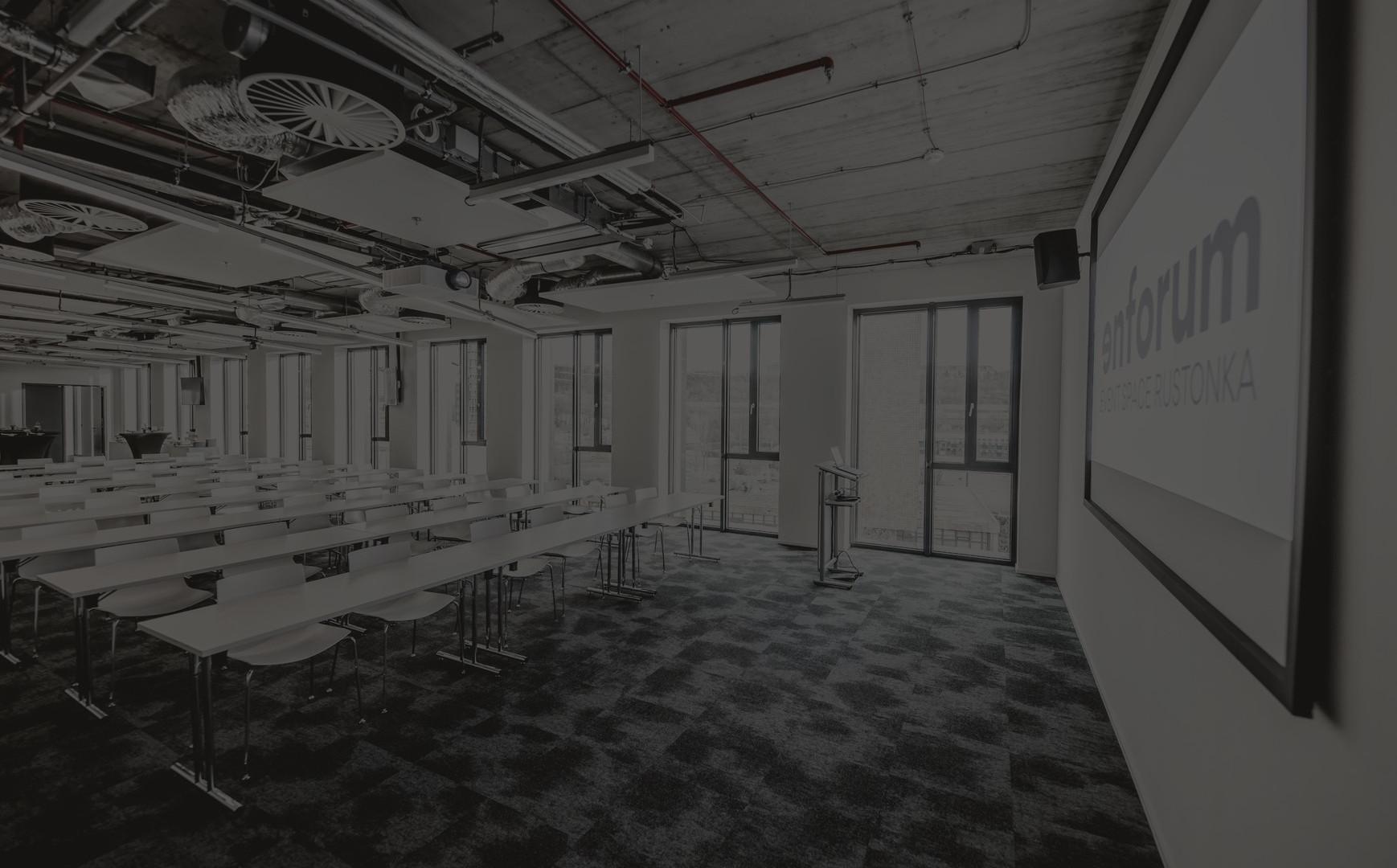 enforum - velký sál