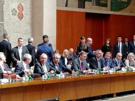 Podnikatelská mise v Srbsku