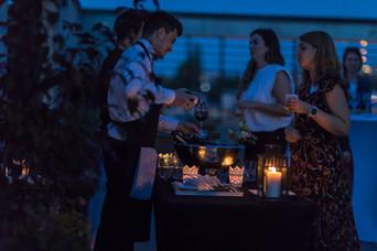 Party na terase | Pronájem prostor v Praze | enforum